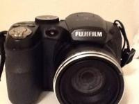 FujiFilm Fine Pix Digital Camera - Model S2940 - Works