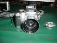 Fujifilm FinePix S3000 is a digital SLR-type camera