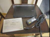 Fujitsu lifebook p-7120d running windows vista