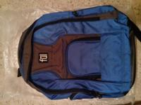 selling new Ful sporting backpack which it never has
