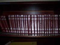Full 22 volume World Book Encyclopedia plus 2 yearly