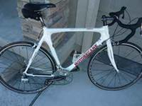 This is an amazing road bike! Rarely Used! I am asking