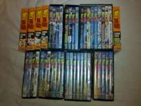 Tv series All Dvd Saiyan saga(Remasterd aka Season 1)