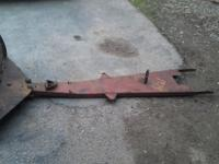 plow for older wheel horse tractor. 50 or best offer.
