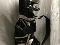 I'm selling my golf set (Right handed) from 2011 since