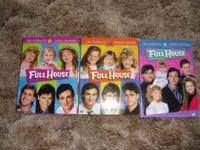 I have the first 3 seasons of Full House on DVD they