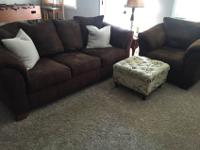 We are selling our gently used living room set.