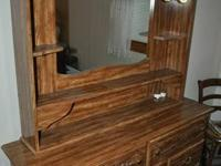 I Have A Full Or Queen Size Bedroom Set For Sale for
