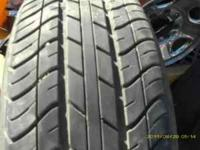 Tires are in very good condition, 185-70R14 Federal