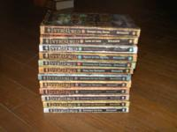Full set of 12 Everworld YA books by K. A. Applegate