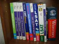 Selling all my LSAT books now that I'm in law school.