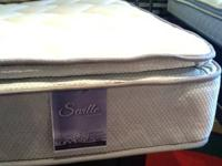 FULL SIZE SEVILLE PILLOW TOP MATTRESS BRAND NEW IN