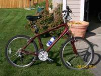 like new perfect shape full size GIANT brand 21 speed-