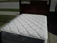 Very nice bed. Includes headboard Frame nice box
