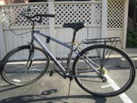 I'm selling my bike since I don't need it anymore. It's