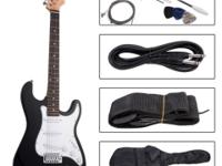 This beautiful Electric Guitar is a functional Electric