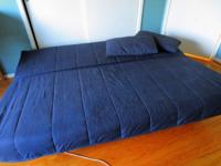 Futon for sale for $125 or best offer: - Full size