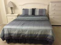 I am selling a great condition used full-sized mattress