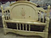 I have for sale a queen or full size headboard, and