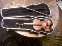 Beautiful full size violin that I purchased from Meyer