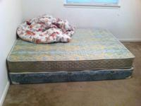 Twin Sized mattress good condition, very sleep-able.
