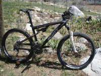2008 Scott Spark 30- Size M Full Suspension Mountain