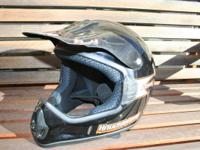 KnuckleBone HS-1  This helmet is in great shape, only