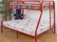 Fun and functional, your child will love sleeping in