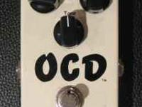 Tube-like overdrive and touch-sensitive response HP/LP