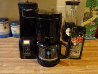 For sale is a fully automated coffee maker and bean