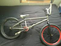 I have a fit atkin bmx frame with every other part full