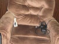 We have a very nice fully functional electric recliner