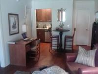 This is a furnished, lovely 1-bedroom apartment. It