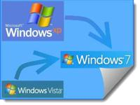 Complete Windows 7 with Office 2010 upgrade and all
