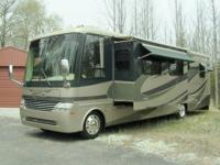 2006 Newmar Mountain Aire 3778 gas motorhome, fully