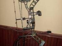I have for sale a 2010 Ross Carnivore compound bow