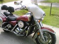 2007 Kawasaki Nomad 1600... 30K miles.....and Loaded!!