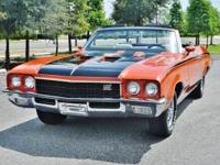 This is a Truly Superb 1972 Buick Skylark GS