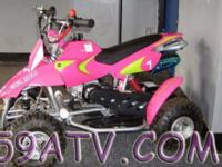 Description ATV's & Go-Karts on Sale Now for a Limited