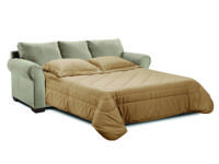 Funcation Coffee Futon / Sofa Bed Sleeper Sofas - This