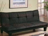 """Funcation"" Sofa Bed Coffee 300179 Series This Futon"