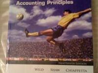 I have a Fundamental Accounting Principles book for