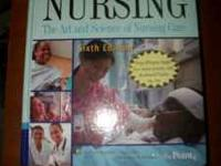 Fundamentals of Nursing book, used one semester. Paid
