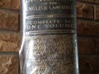 This Funk and Wagnalls New Standard Dictionary of The