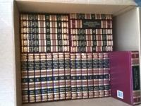 This set of encyclopedia was only used for display