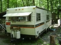 Price Negotiable!!!!! For Sale Camper with camping