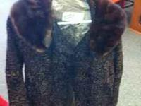 I have 2 fur Jackets that were made by C.R. Cook Fine
