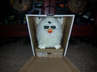 I have a white furby its in great condition never ben