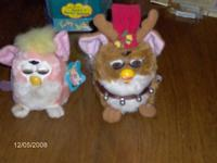We have 3 Furbys to cost $15.00 / ea. We have the Tiger