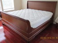 Fully furnished, very clean (brand new exotic hardwood